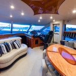 Sunseeker Two Buoys One Gull Interior