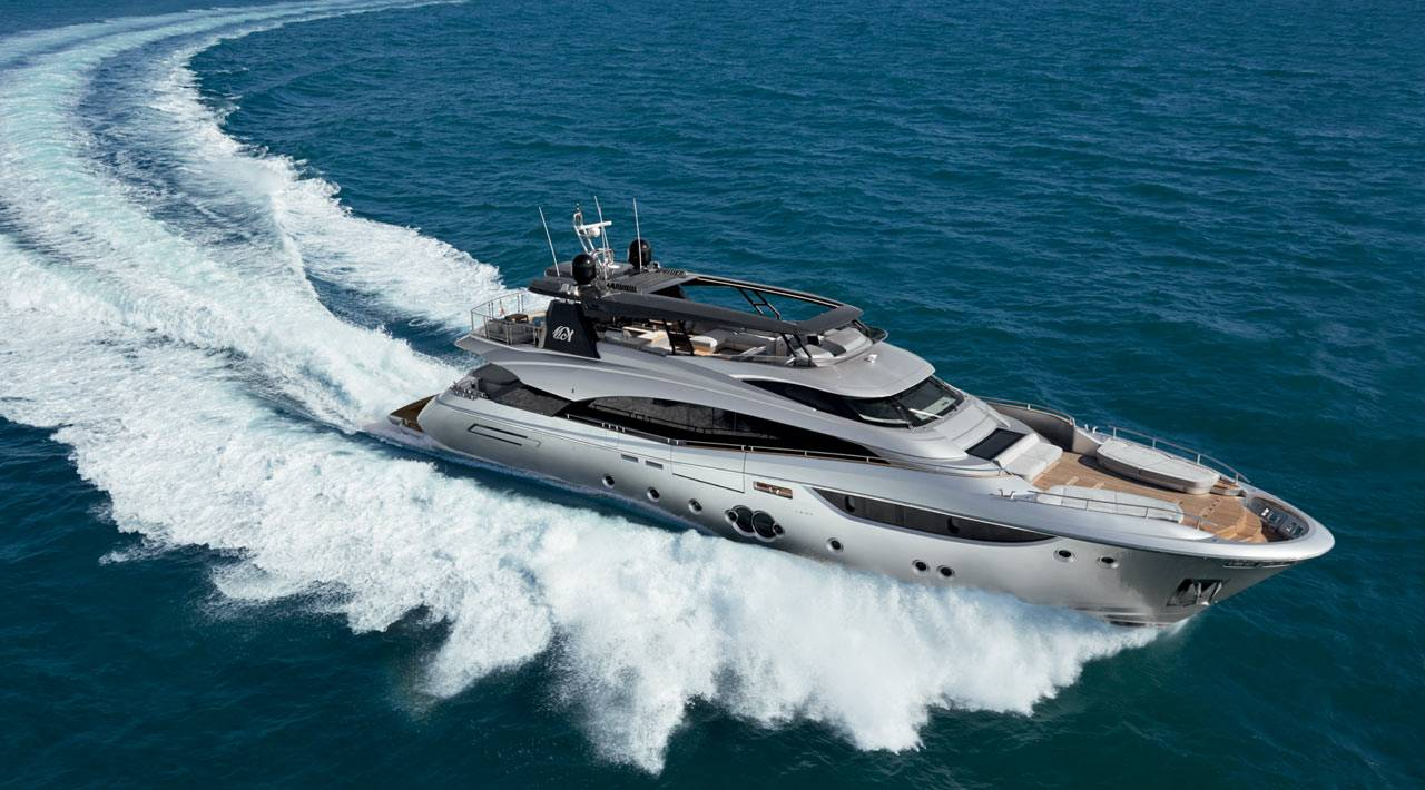 Monte Carlo Yachts MCY 105 for Sale | 50 North Yachts