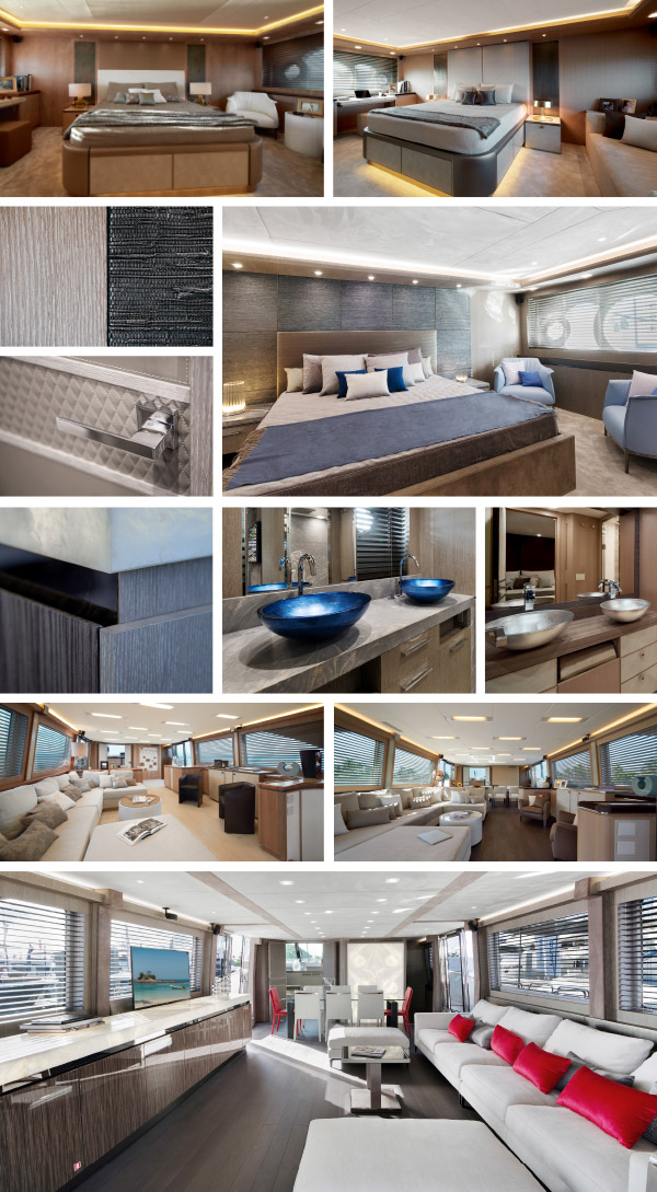 Monte Carlo Yachts MCY 86. No limits for customisation