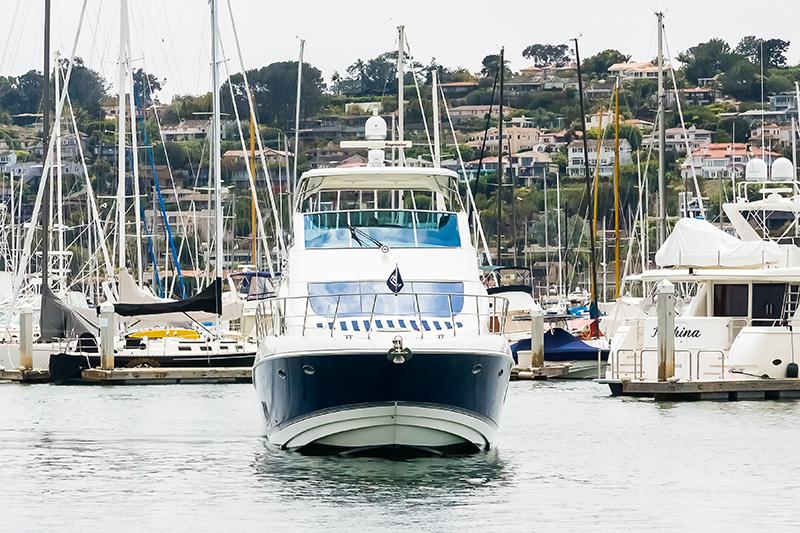 san diego yacht management