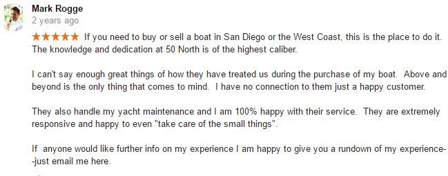 Marine Services, San Diego Yacht Service