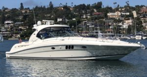2006 SEA RAY 440 SUNDANCER