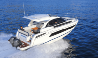 INTRODUCING THE NEW JEANNEAU LEADER 33 OB