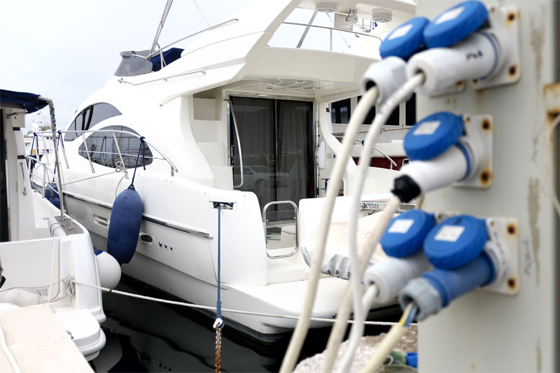 Regular Service for your Yacht