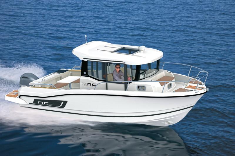 Jeanneau NC 795 Sport   50 North Yachts