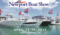 NEWPORT BOAT SHOW APRIL 25 – 28, 2019